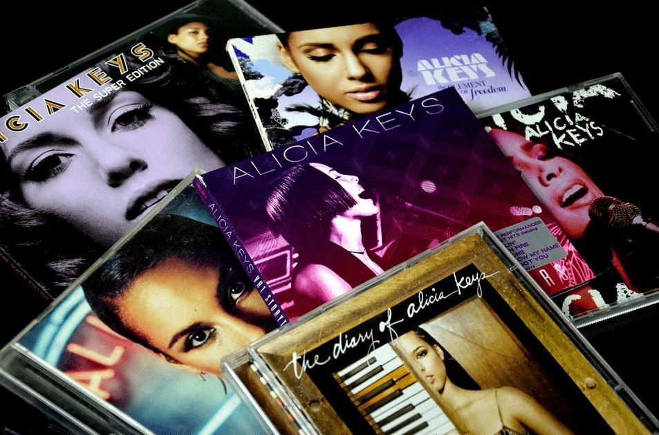 CD Cover und CDs bedrucken lassen
